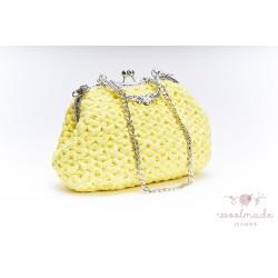klassische Damen Handtasche