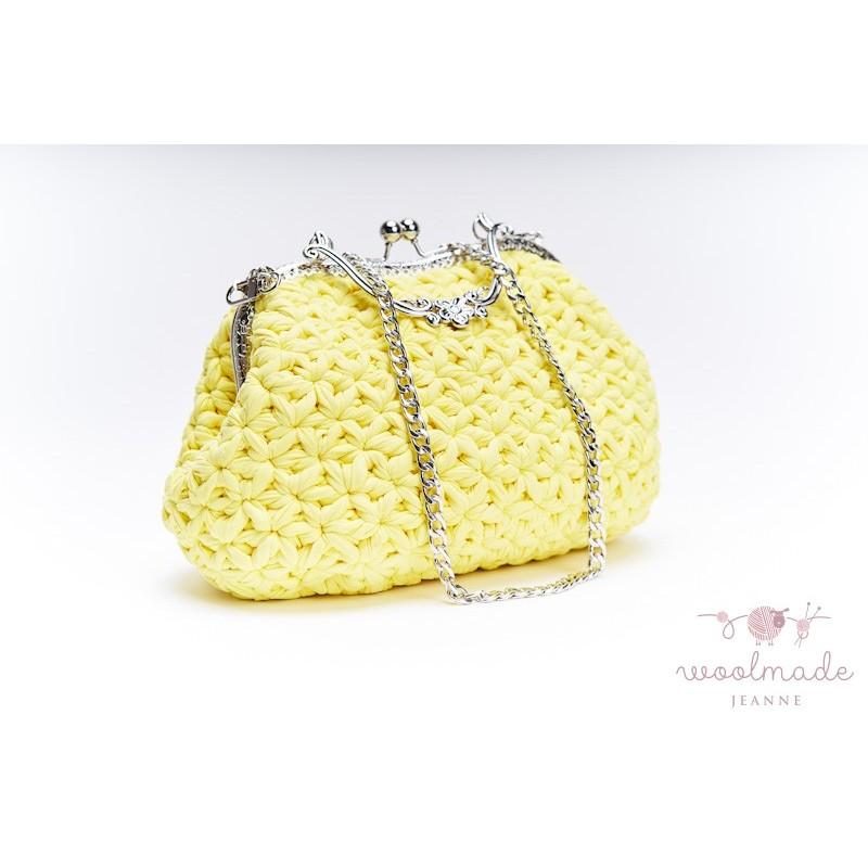 74012b136 ladies handbag,bag,crocheted from Lycra bag,crocheted bag,handmade